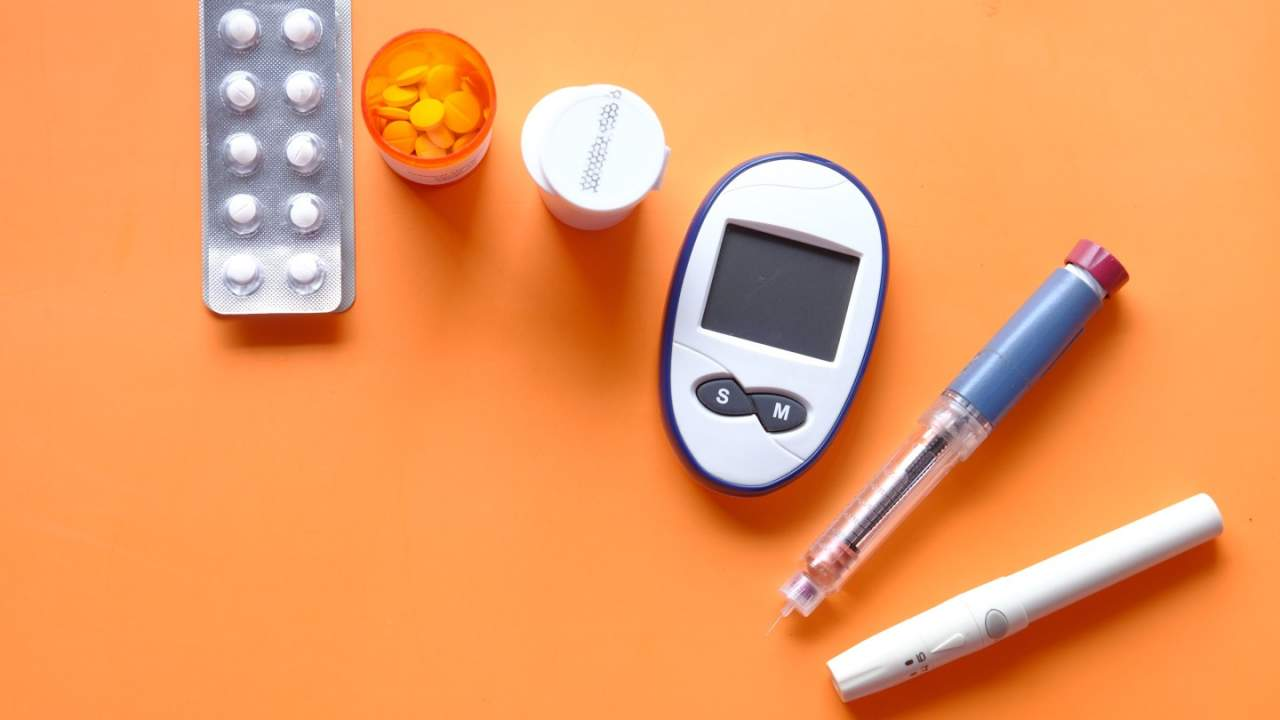 Artificial pancreas uses adaptive algorithm to manage type-2 diabetes