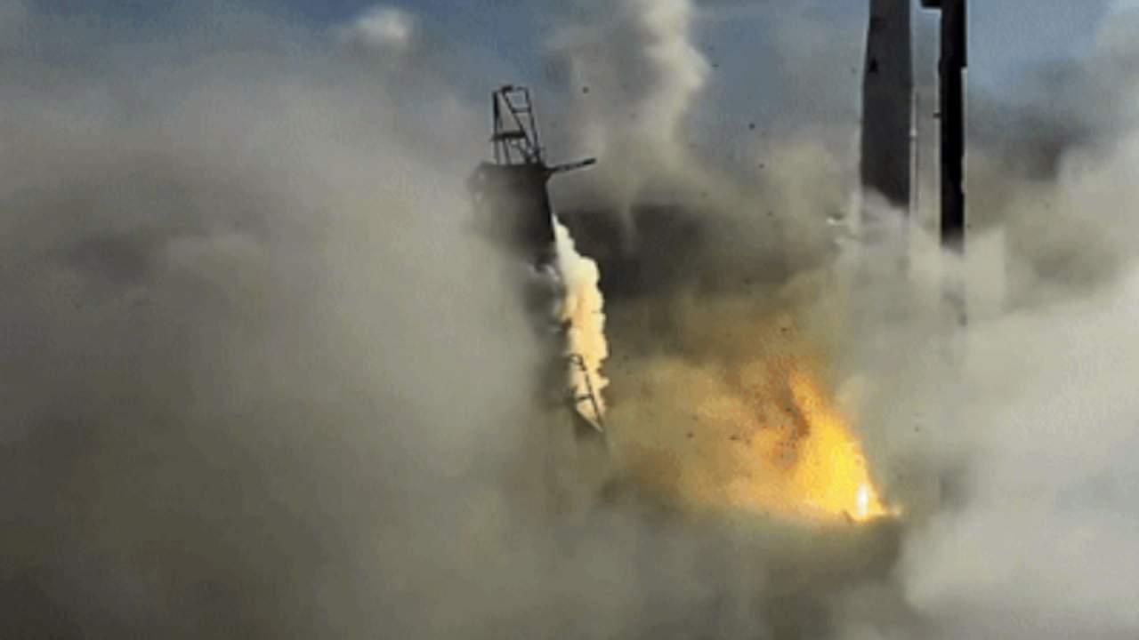 Astra's third rocket launch failed