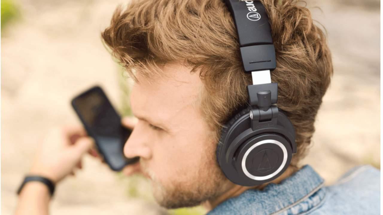Audio-Technica launches ATH-M50xBT2 wireless headphones