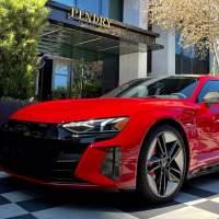 2022 Audi RS e-tron GT Review