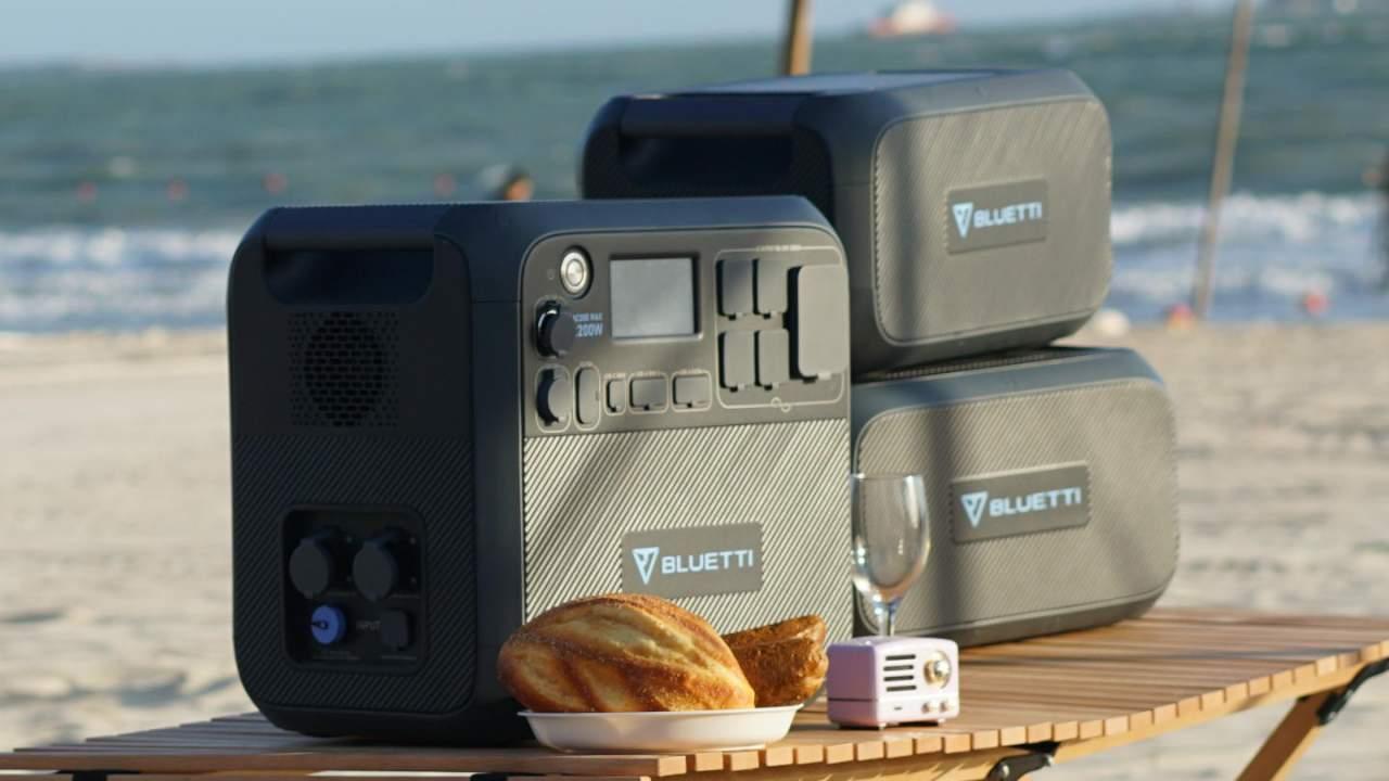 Bluetti AC200 MAX and B230 battery module kick of Bluetti Power Week with huge discount