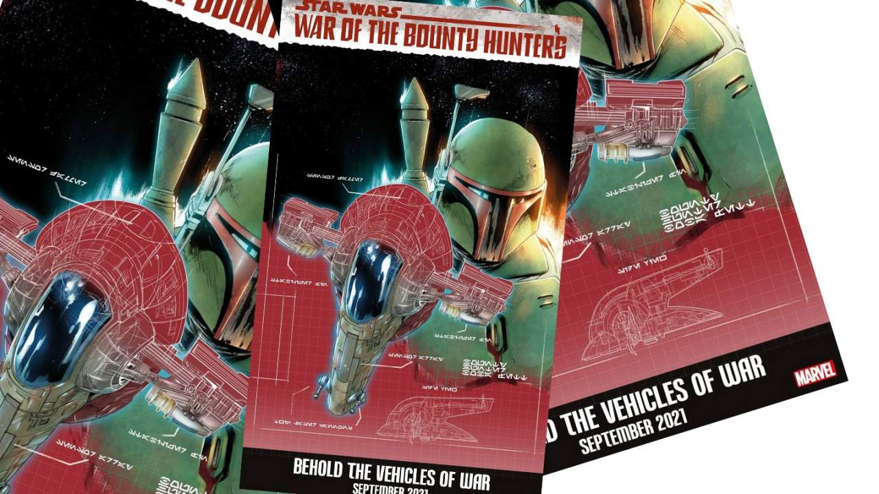 Boba Fett's ship name changed from Slave-1 officially