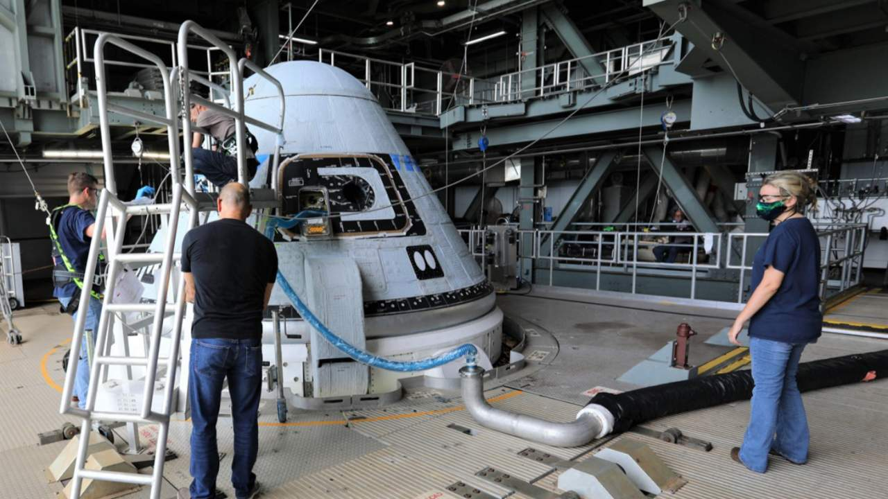 Boeing's latest Starliner glitch sounds more serious than first reported