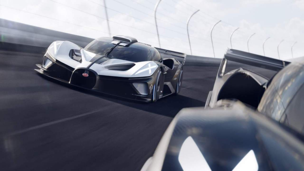 Bugatti's Bolide was outrageous and visionary – now they're building it for real