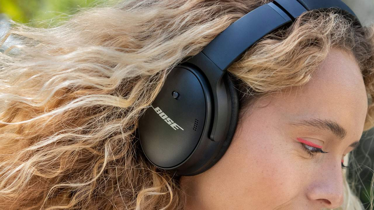 Bose QuietComfort 45 ANC headphones are probably the new boss