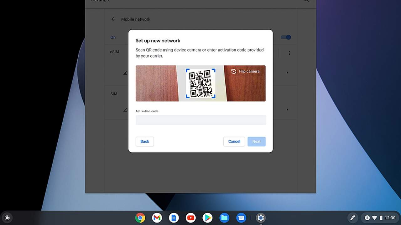 Chrome OS gets eSIM support and better video calls in latest update