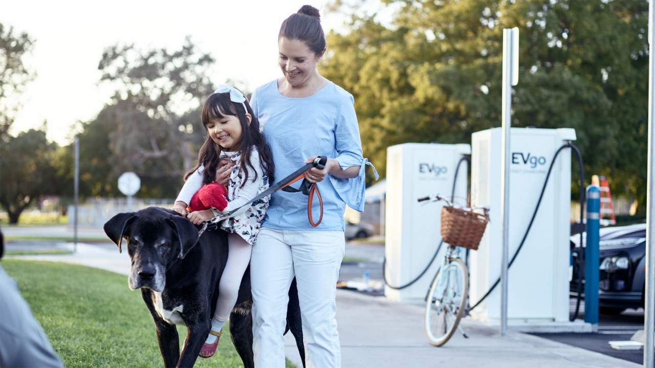 EVgo charge network changes to kWh pricing in California