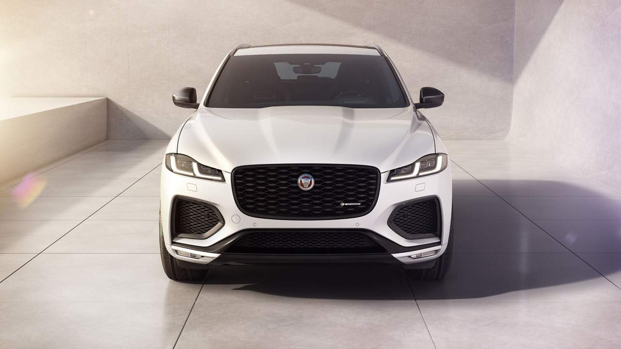 Jaguar F-Pace R-Dynamic Black model adds blacked-out style