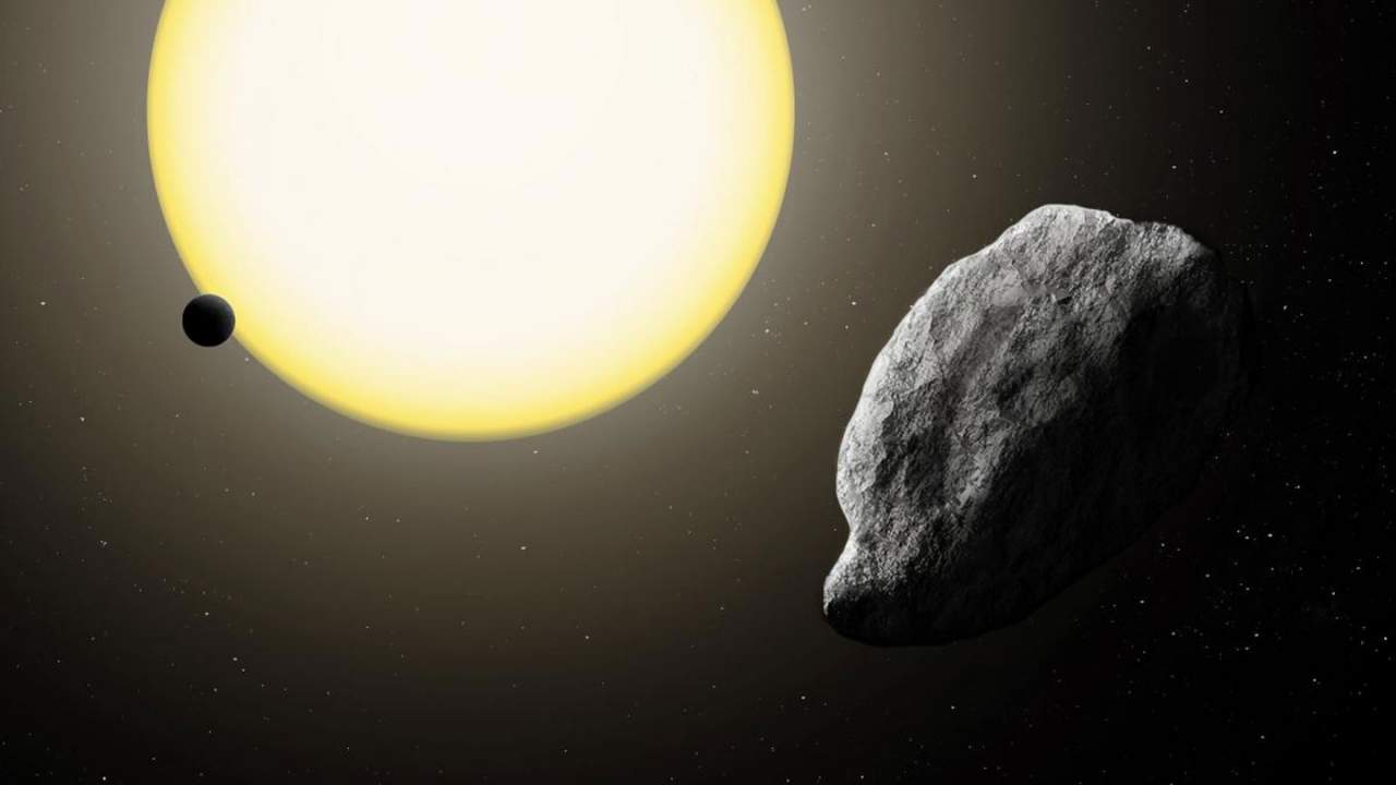 Blazing fast asteroid orbits the sun in 113 days