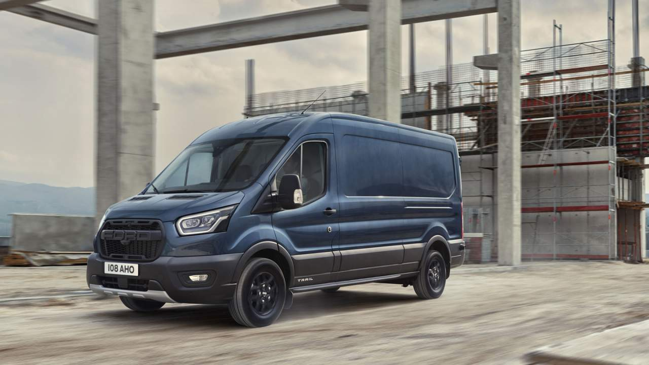 Patent tips Ford may bring its Transit Trail van to the US