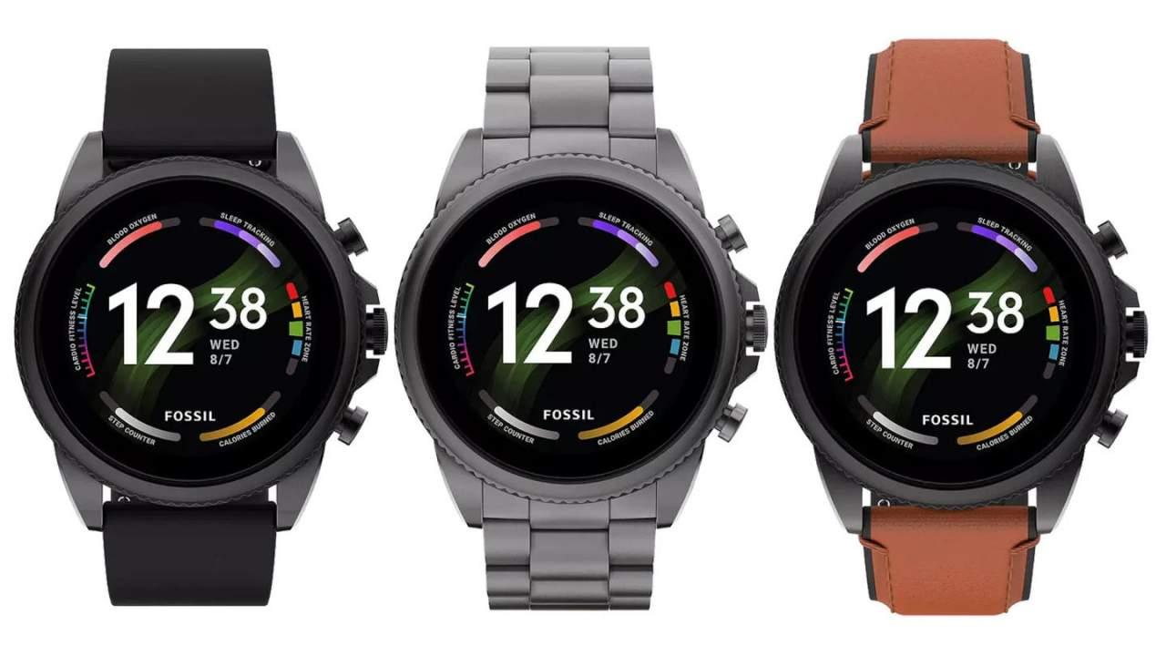 Fossil Gen 6 smartwatch leaks, Wear OS 3 not included