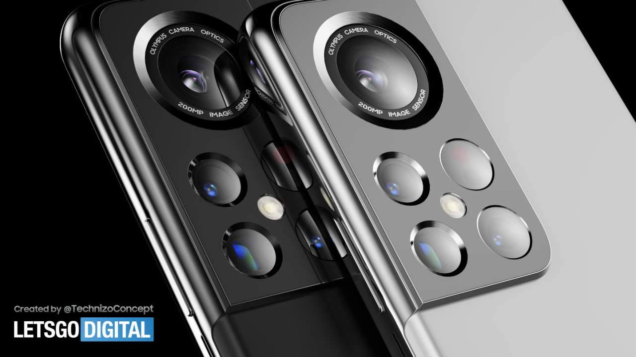 Galaxy S22 could come with a 50MP RGBW camera sensor