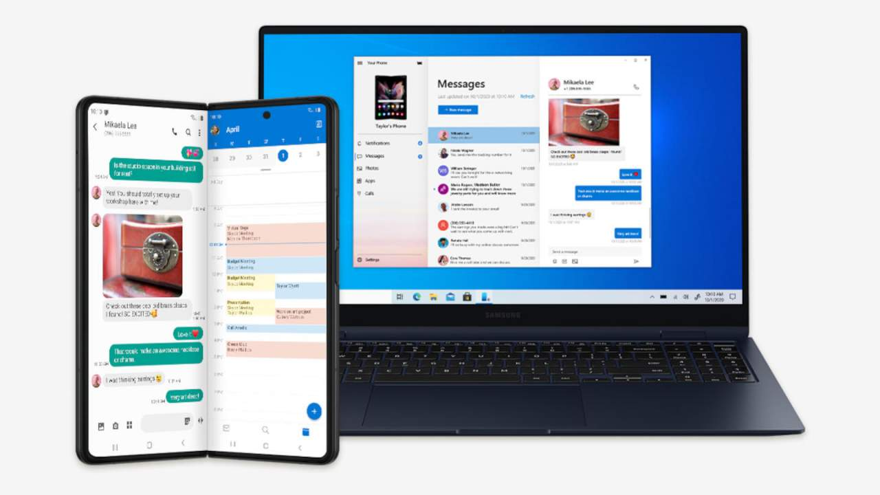 Galaxy Z Fold 3 gets Microsoft apps designed for foldables