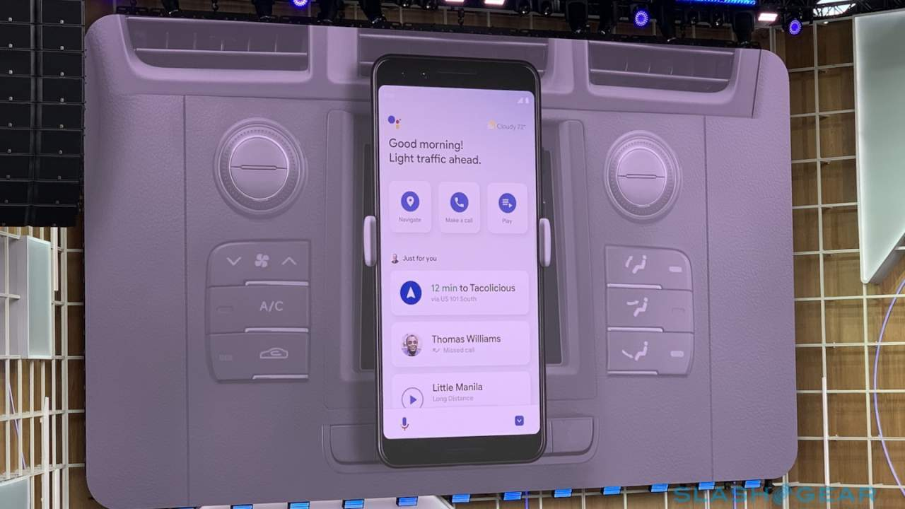 Android Auto on phone screens is dead, long live Assistant Driving Mode