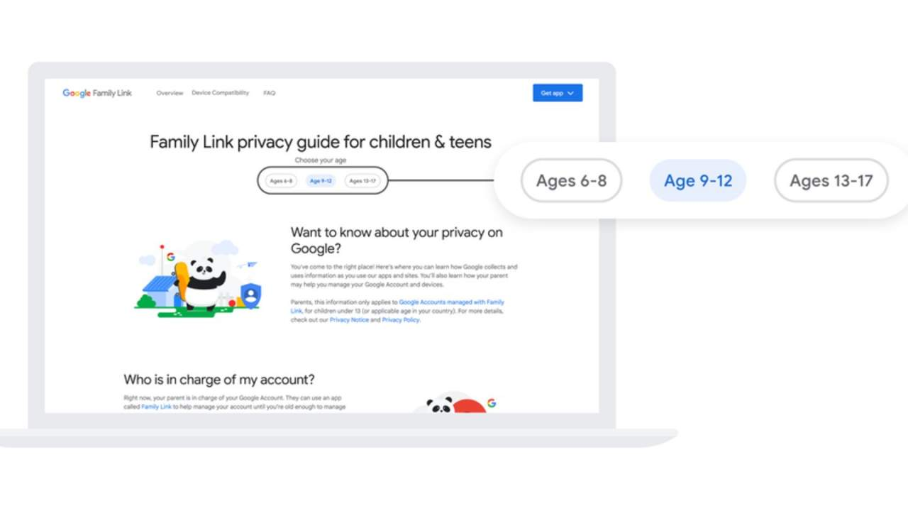 Google reveals new tools and big changes to help protect kids online