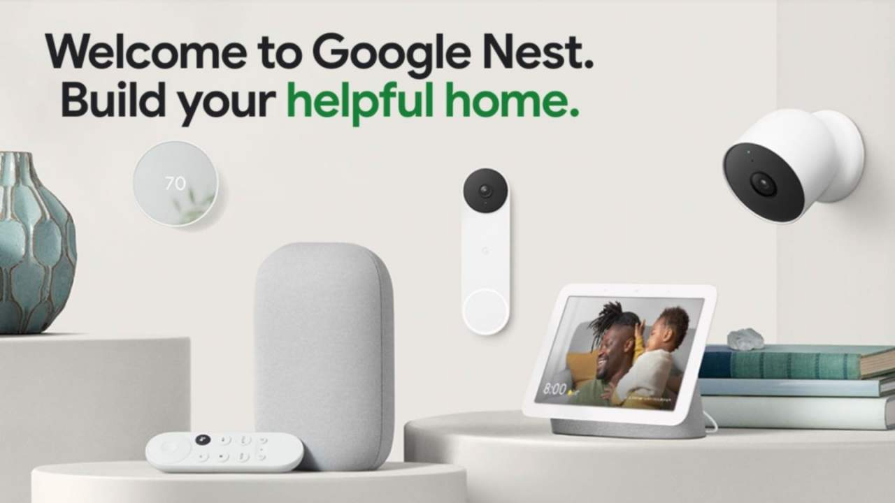 Google accidentally leaked its next Nest security cameras and doorbell