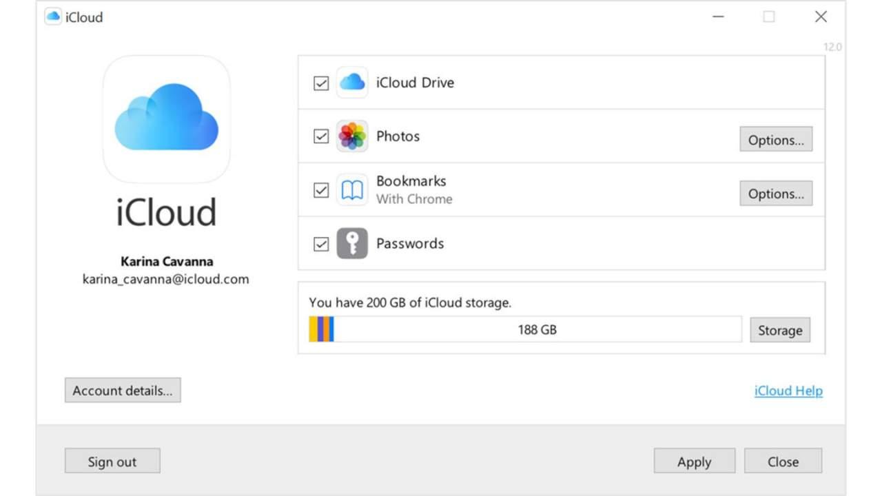 iCloud Passwords Windows app is finally here