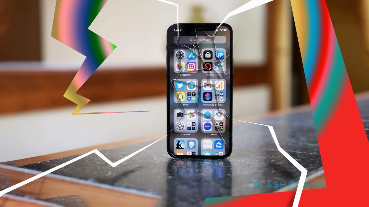 Cracked iPhone screens may soon be extinct
