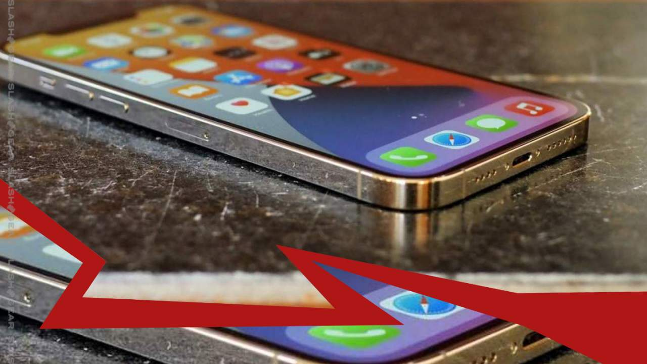 iPhone 13 price may be first hit in chip sea change