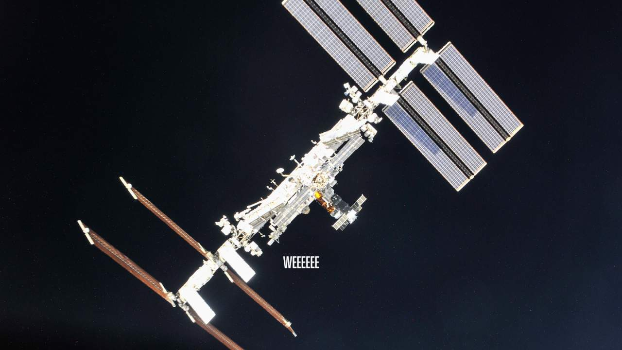 Russia finds cracks in International Space Station