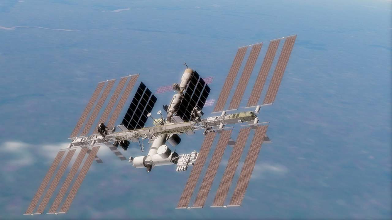 New cracks discovered in Russian module aboard the ISS