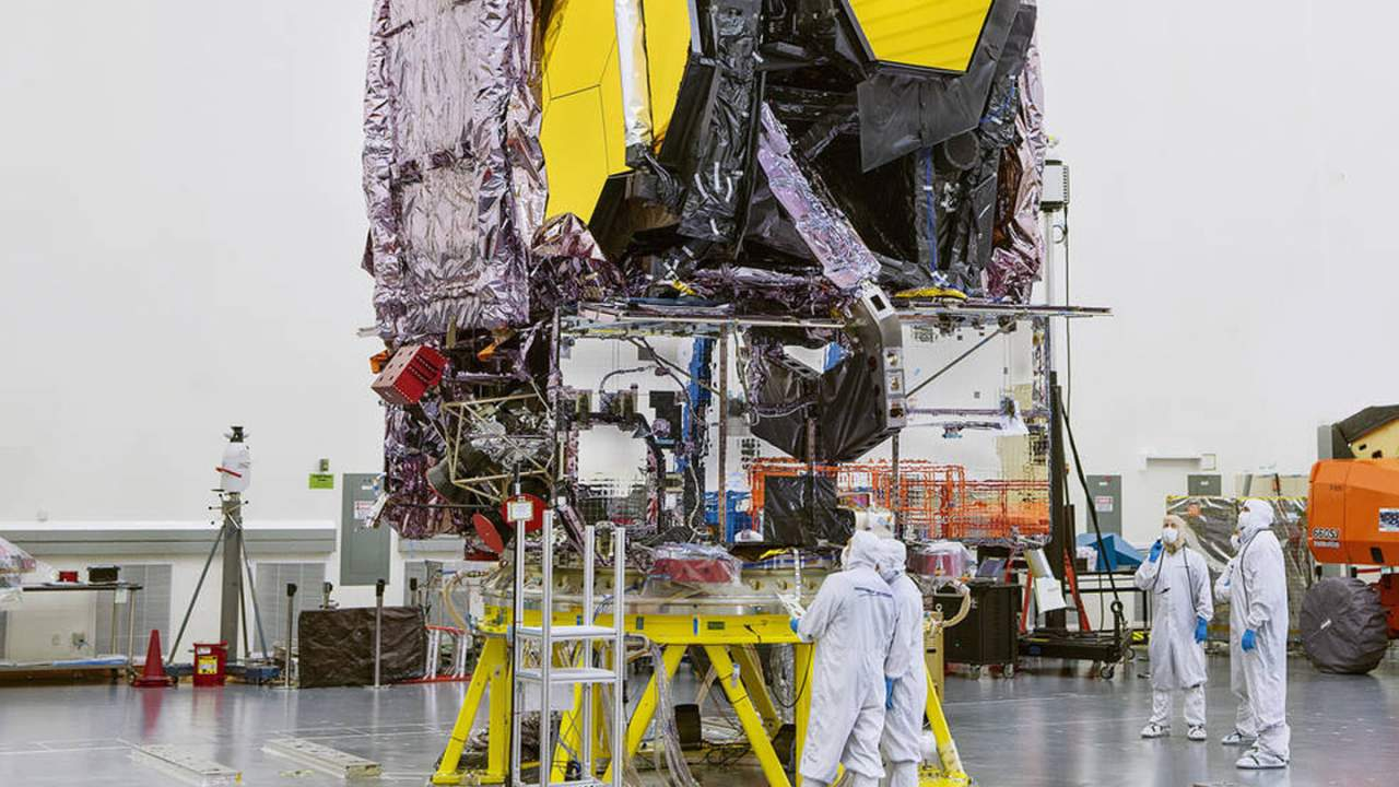 James Webb Space Telescope is ready to ship to its launch site