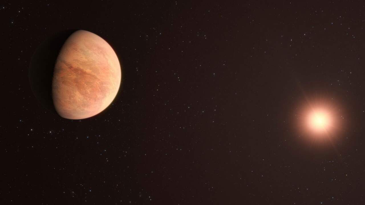 ESO VLT investigates rocky exoplanets orbiting a distant star