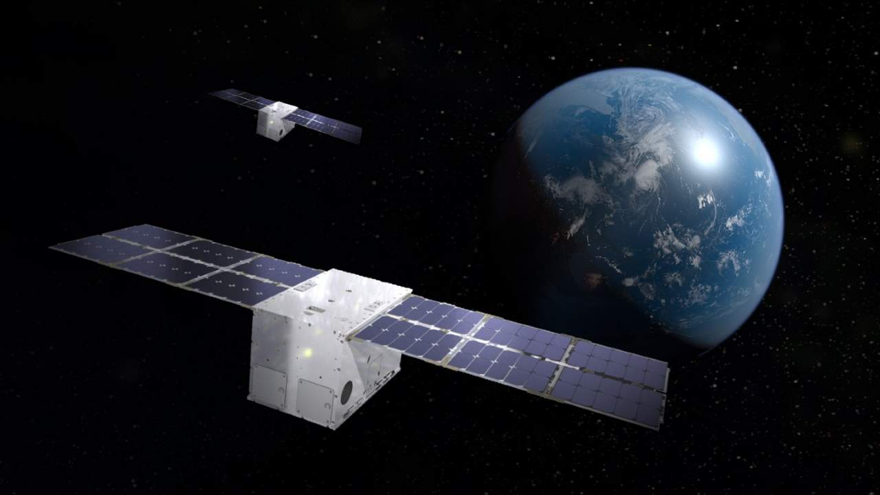 Lockheed Martin LINUSS CubeSats are ready to upgrade satellites in space