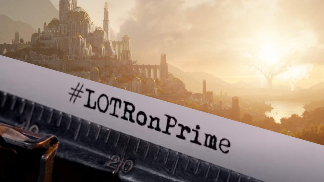 Lord of the Rings on Prime release date and new names