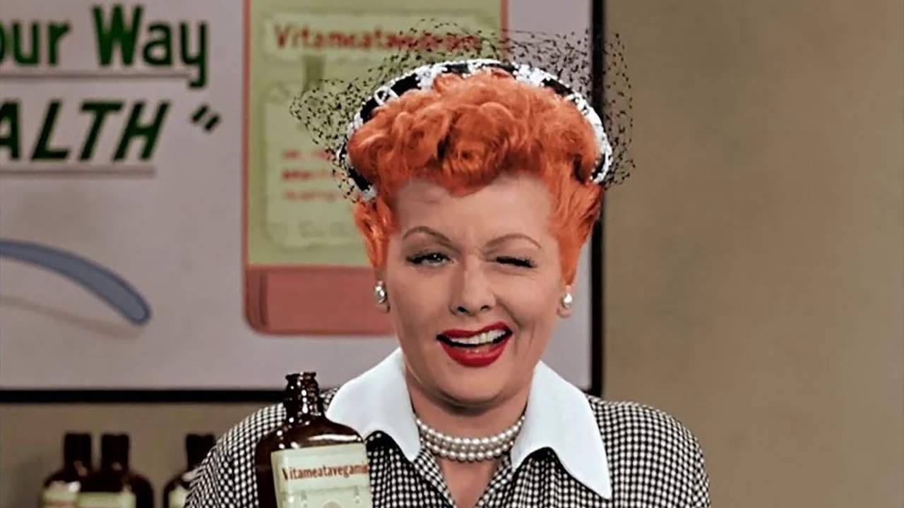 SiriusXM brings back Lucille Ball's long-lost interviews with celebrities