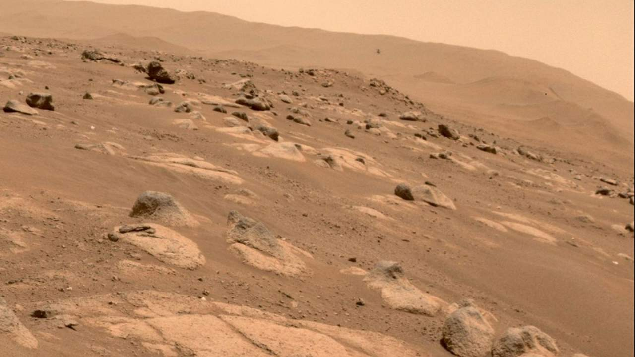 Astronauts could safely travel to Mars if the mission is short enough