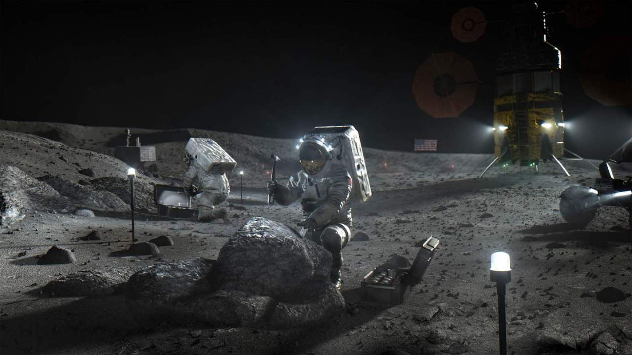 NASA's hunt for water on the Moon just got an unexpected Apollo boost