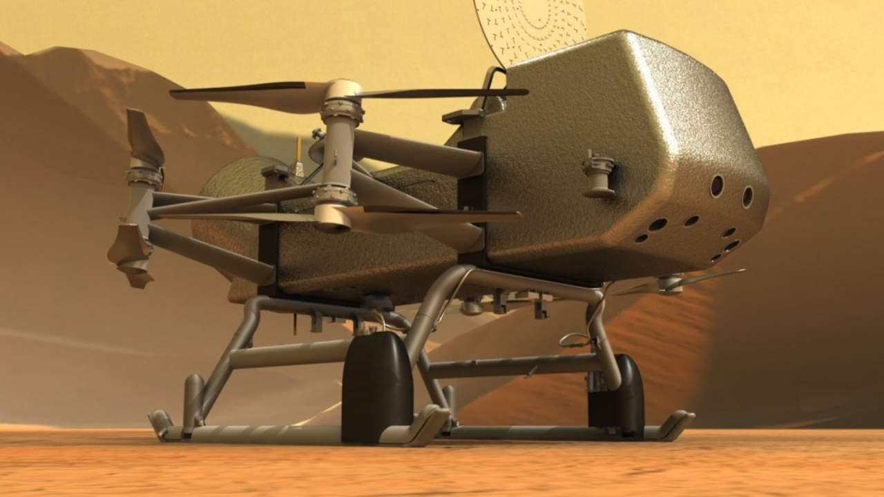 NASA Dragonfly mission objectives for 'explorer's utopia' Titan detailed