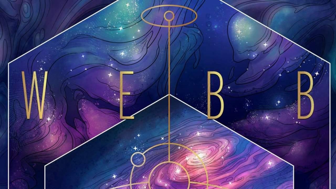 James Webb Telescope gets its own stunning poster anyone can download