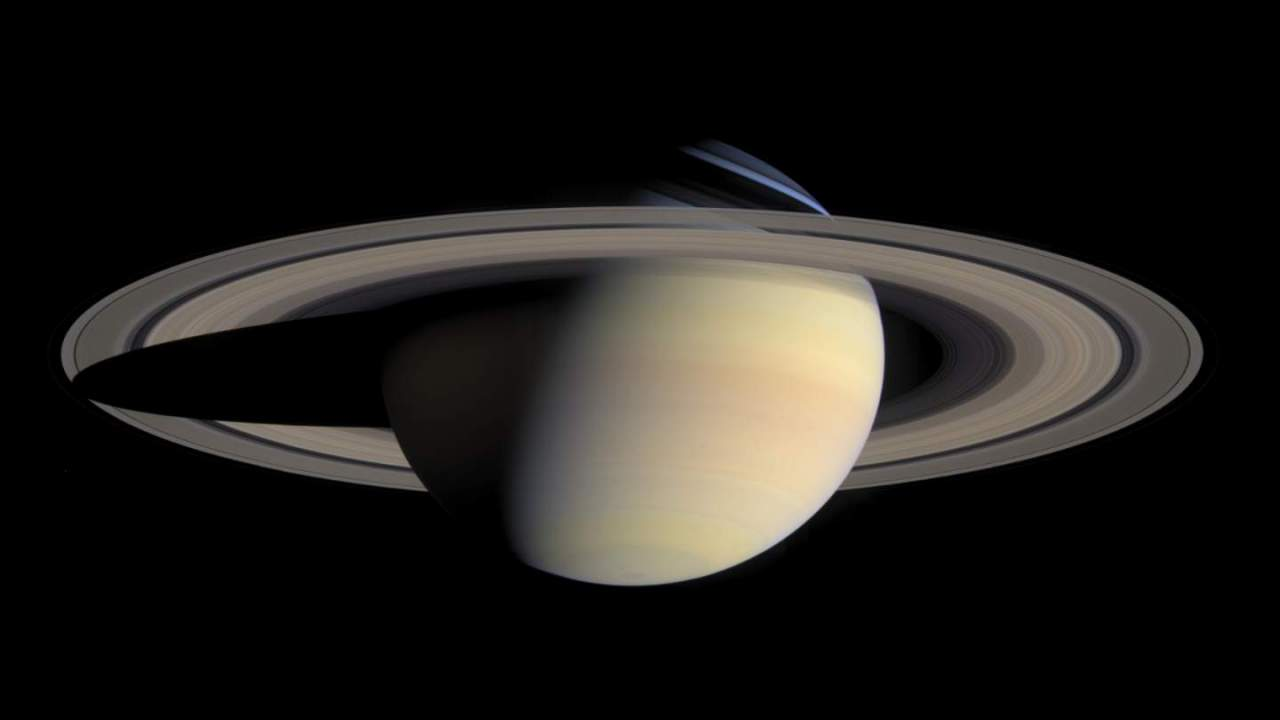 Saturn's full of soup: Cassini torpedoes gas giant theory from beyond the grave