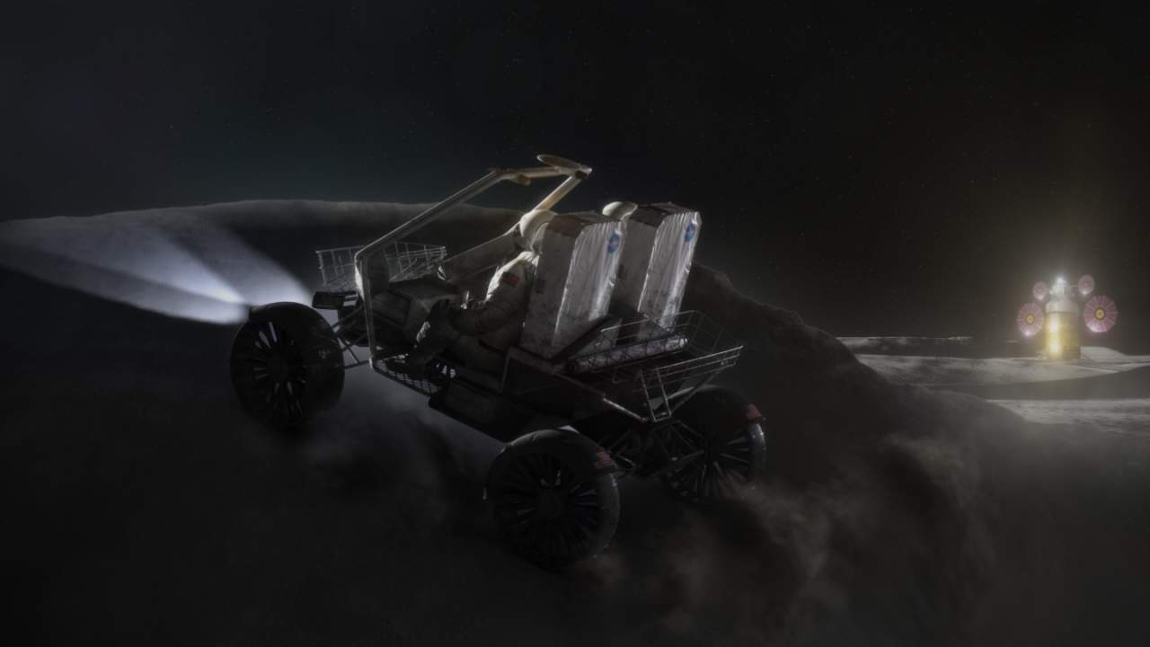 NASA says its next lunar vehicle won't be your grandpa's old moon buggy