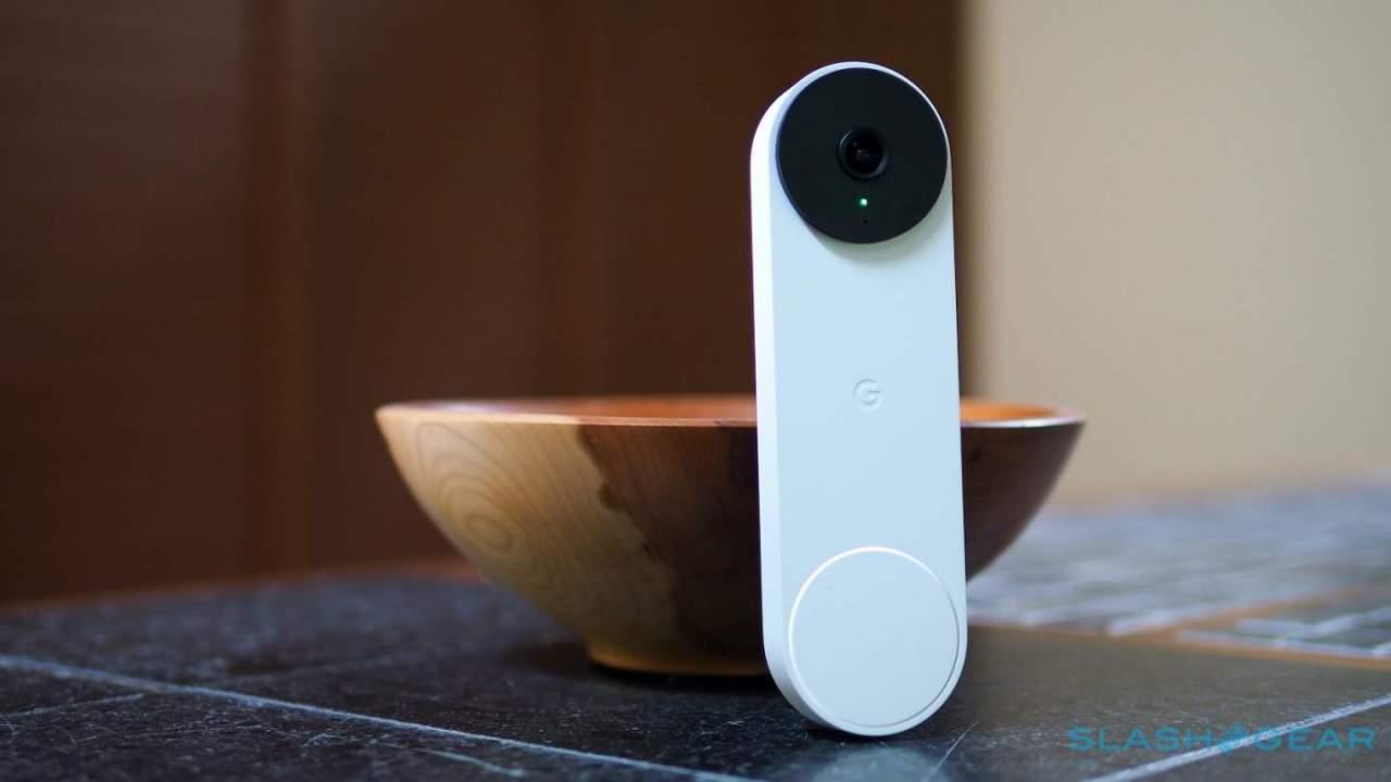 Nest Doorbell first look: 5 things about Google's battery video doorbell