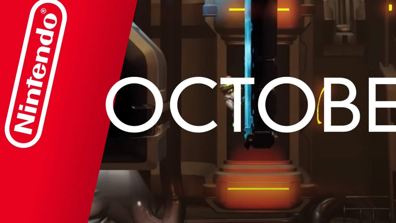 Nintendo Switch gets lit in October: Ori, Metroid Dread, Super Monkey Ball