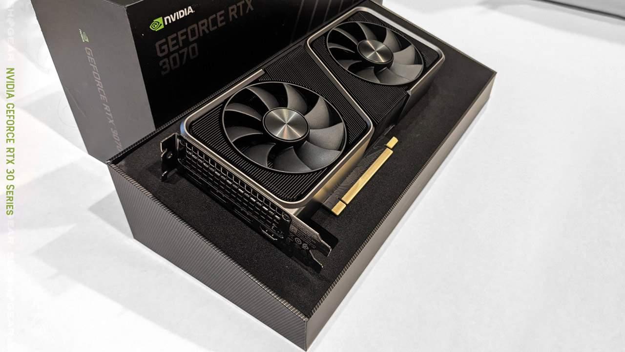 NVIDIA GeForce RTX 30 series restocks this week [UPDATE]