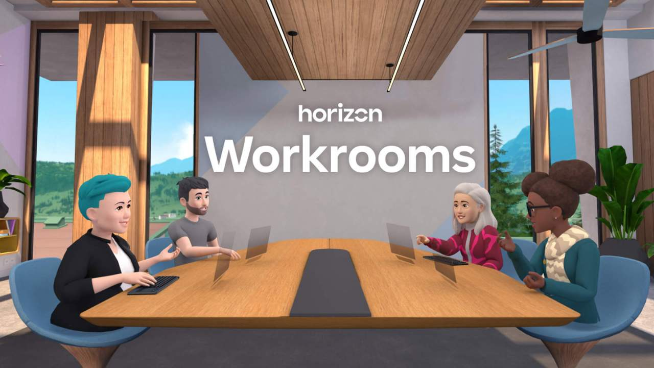 Horizon Workrooms makes Facebook's own VR workspace a public tool