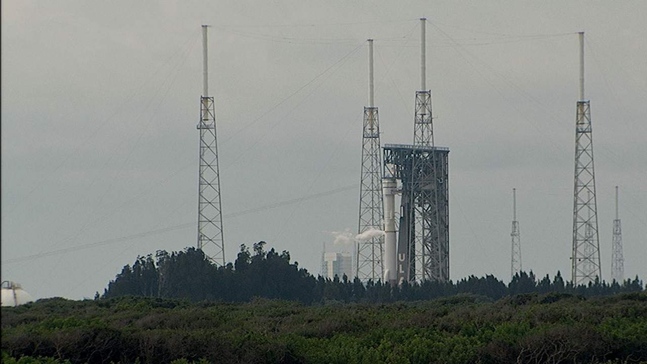Glitch means Boeing Orbital Flight Test-2 will leave the launch pad