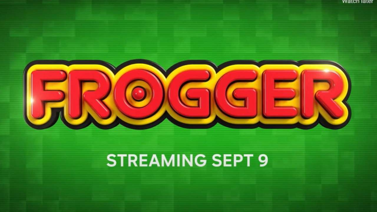 Peacock shares first trailer for original game show based on Frogger