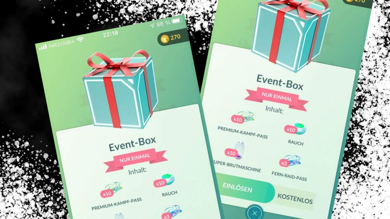 Pokemon GO strikes and punishments reversed with free Event Box