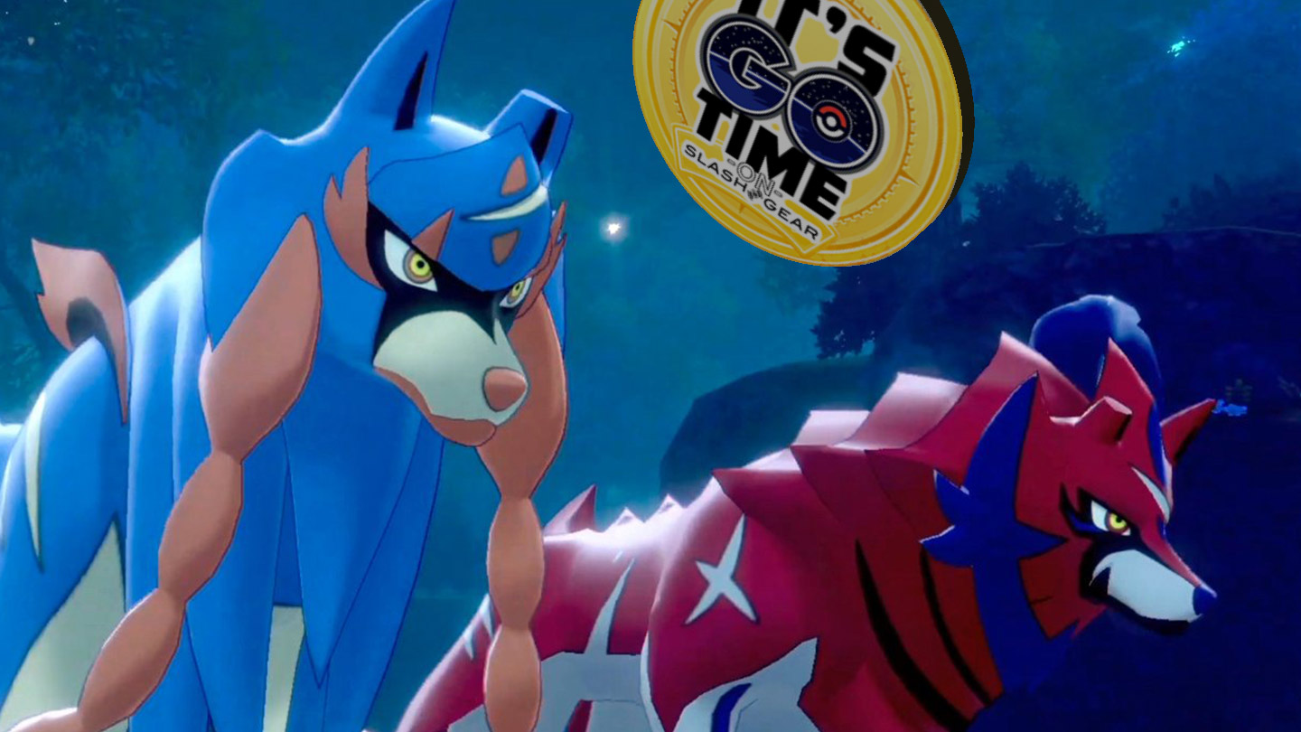 Pokemon GO rings in the sky: Sword and Shield event begins today - SlashGear