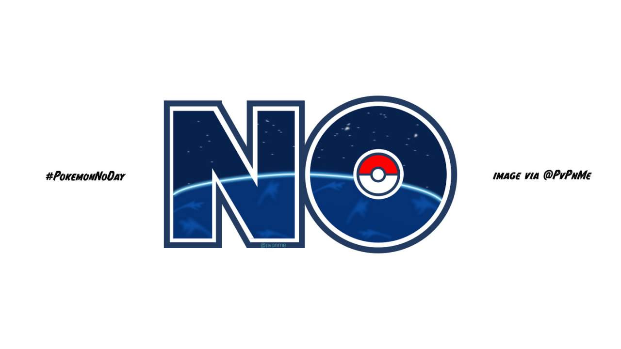 Pokemon GO PokemonNoDay protest asks: Is accessibility necessary?