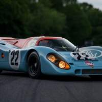 Incredible and iconic 1970 Porsche 917 K race car heads to auction