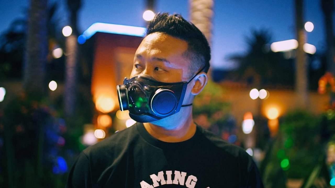 Razer Project Hazel RGB mask is now Razer Zephyr, sign-ups are open