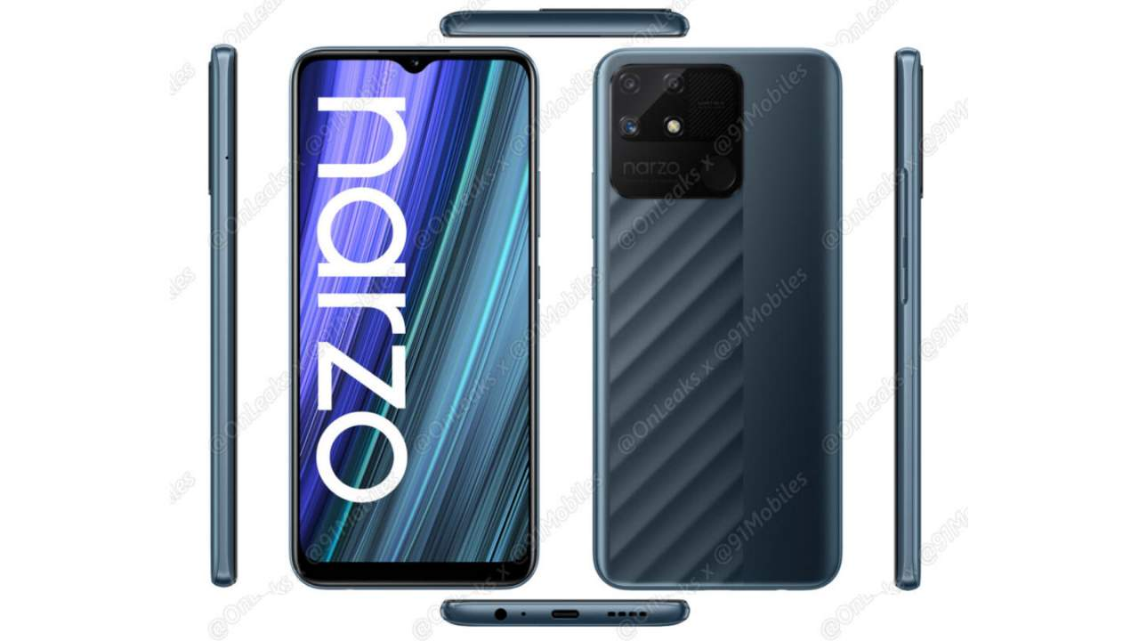 Realme Narzo 50A design might leave you scratching your head