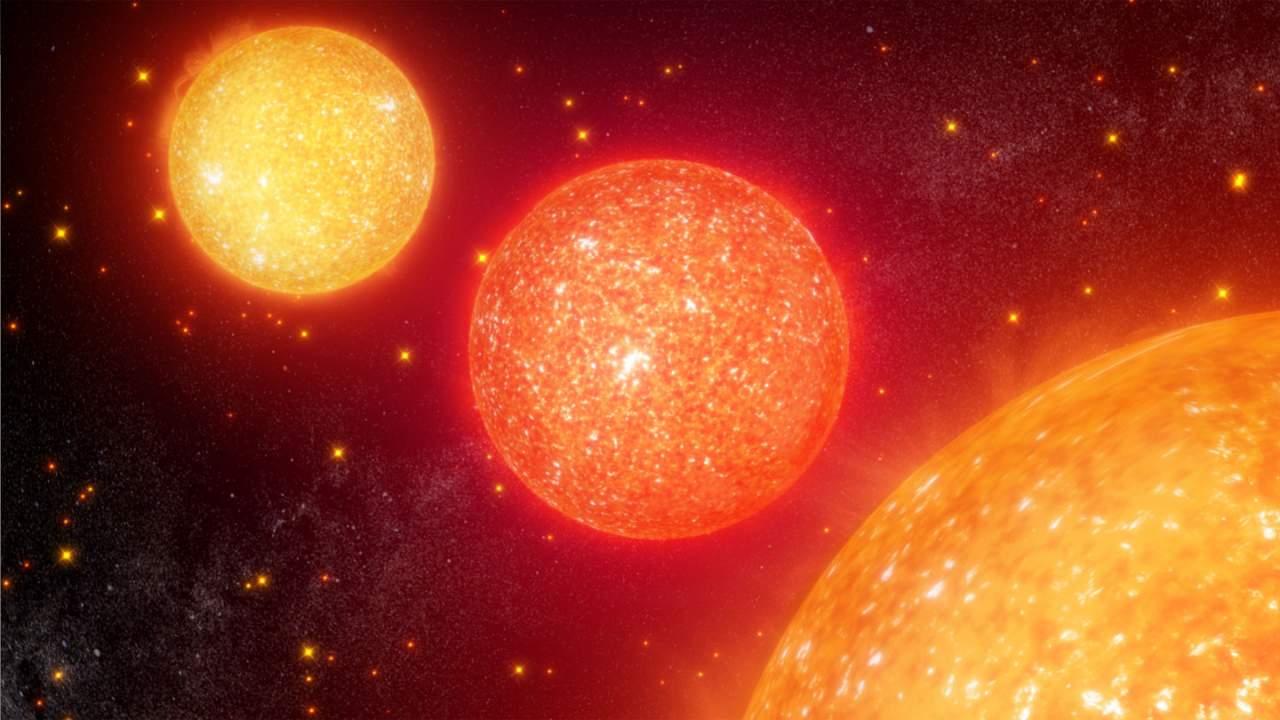 NASA maps red giant stars using TESS
