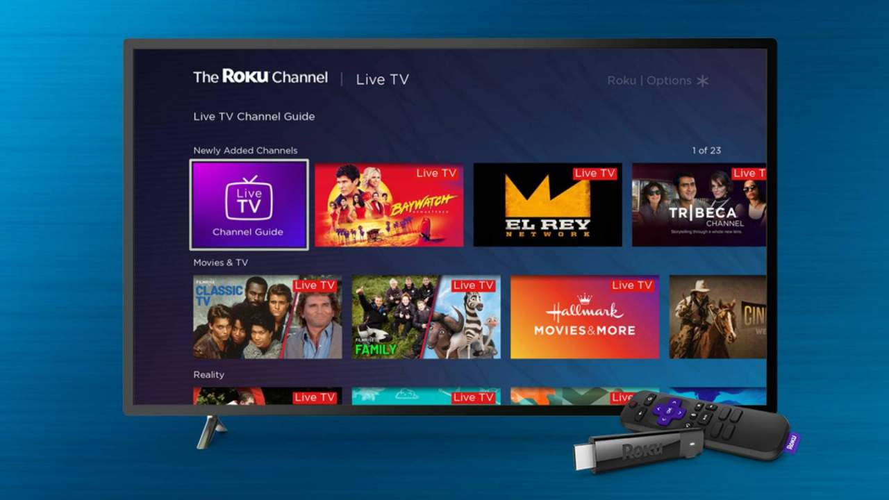 Roku Channel gets another large batch of free live streaming TV channels